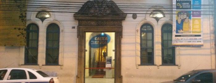Centro Caixa Cultural is one of VAMOS LA.....
