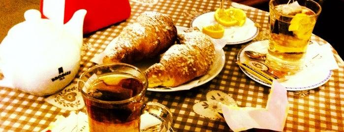 La bottega del caffe is one of Locais curtidos por Giovanni.