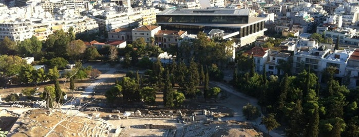 Acropolis Museum is one of World Heritage Sites!!!.