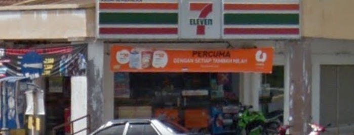7 Eleven Berjaya Park is one of g.