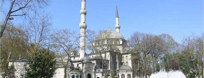 Eyüp-Sultan-Moschee is one of vld.