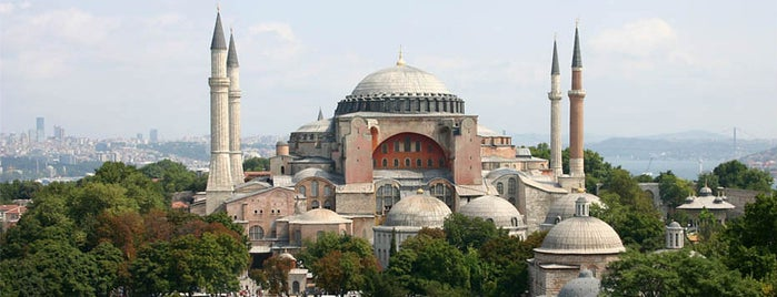 Ayasofya is one of must visit places in istanbul.