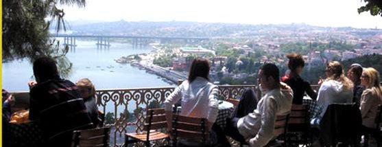 Pierre Loti Tarihi Kahve is one of İstanbul Avrupa Yakası #4 🍁🍃.