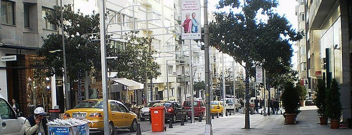 Nişantaşı is one of İSTANBUL.