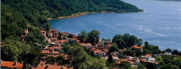 Anadolu Kavağı is one of İSTANBUL.