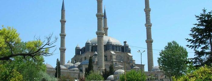 Selimiye Camii is one of Hilal'ın Kaydettiği Mekanlar.