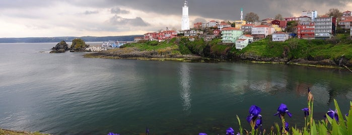 Rumeli Feneri is one of Istanbul City Guide.
