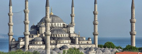 Blaue Moschee is one of Go Ahead, Be A Tourist.