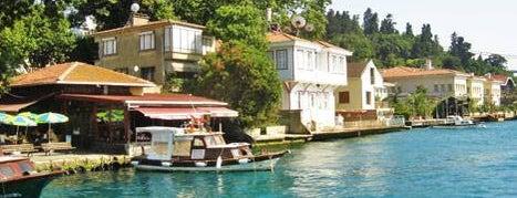 Kanlıca Sahili is one of İSTANBUL.