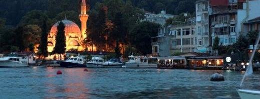 Bebek is one of must visit places in istanbul.
