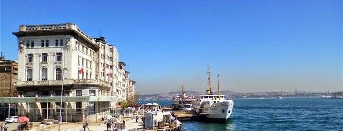 Karaköy is one of İstanbul Avrupa Yakası #4 🍁🍃.