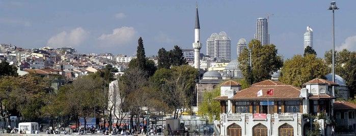 Beşiktaş is one of İstanbul'da Gezilmesi-Görülmesi Gereken Mekanlar.