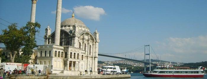 İstanbul'da Gezilmesi-Görülmesi Gereken Mekanlar
