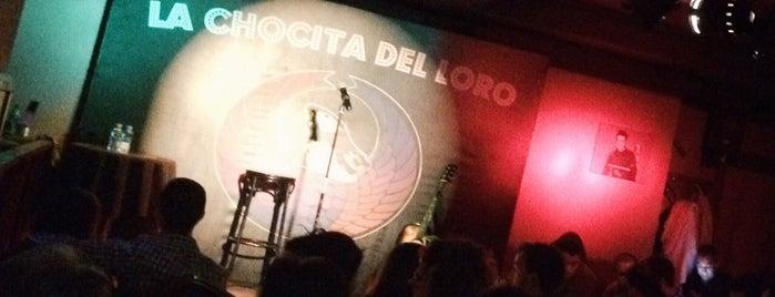 La Chocita del Loro Senator is one of สถานที่ที่ Jose A. ถูกใจ.