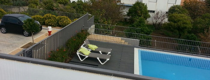 Hotel 3k Faro, Portugal is one of Lugares favoritos de Jose A..