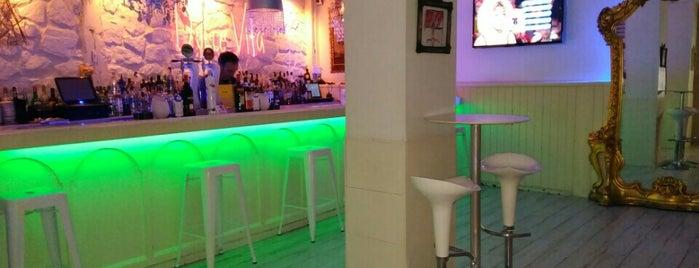 Bar Restaurante Dolce Vita is one of Lugares de Kenzo.