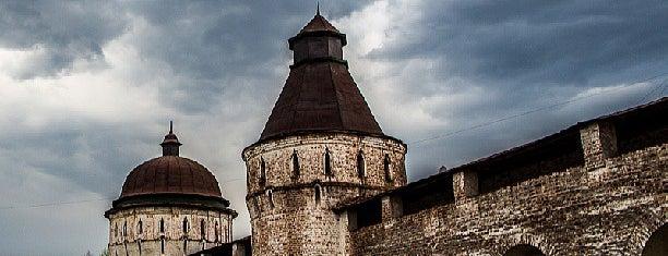 Борисоглебский монастырь is one of Russia10.