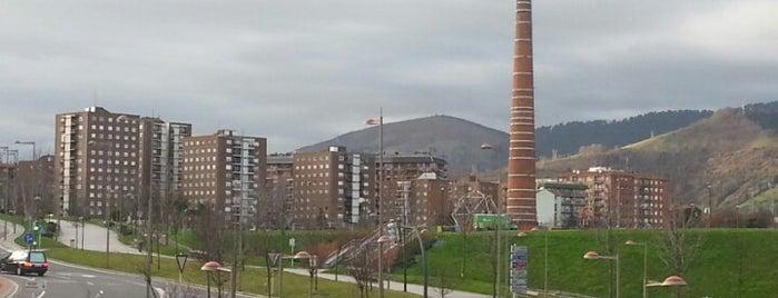 Etxebarria Parkea is one of Bilbao.