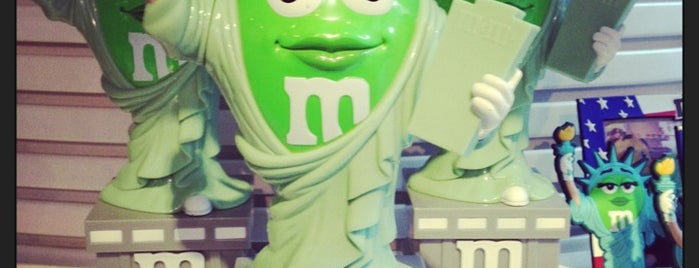 M&M's World is one of New York List.