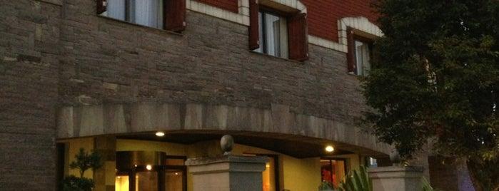 Prodigy Hotel Alpenhaus is one of Posti che sono piaciuti a Aluisio.