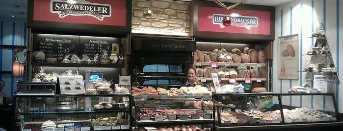 Ihr Landbäcker is one of Tempat yang Disukai Torsten.