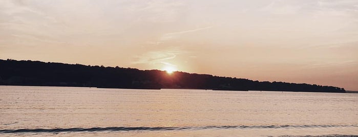 Singletons at Tappen Beach is one of Posti che sono piaciuti a Zoë.