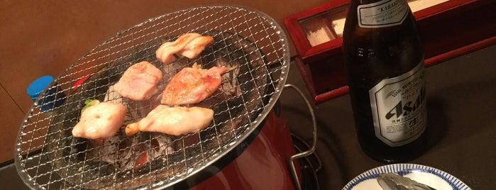 ホルモン焼天 宮の前店 is one of 平塚の美味しいお店.