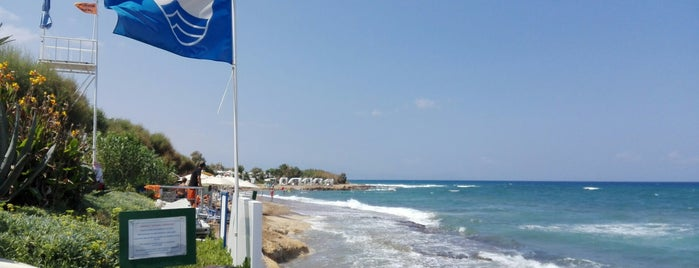 Rethymno Beach is one of Alexandra'nın Beğendiği Mekanlar.