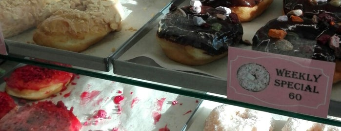 La Donuteria is one of Brno.