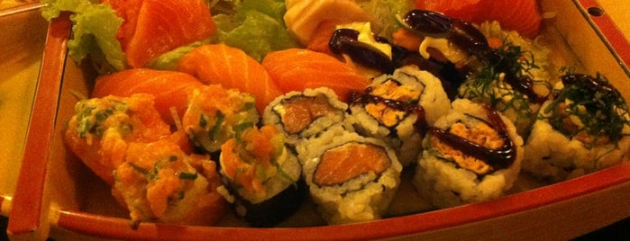 Hino Sushi is one of Restaurantes @ SP pt. I.