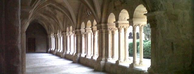 Monestir de Vallbona de les Monges is one of MAITE.