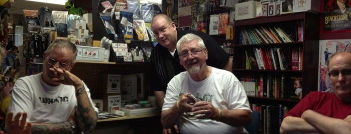 Dave's Killer Magic Shop is one of Orte, die Erik gefallen.