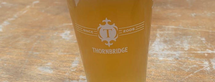 Thornbridge Riverside Brewery is one of Euro20.