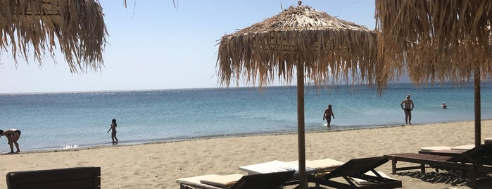 Αμμουδιά is one of Lugares favoritos de Dimitri.