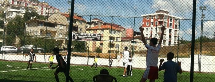 Taşdelen ARENA spor tesisleri is one of Lugares favoritos de Mete.