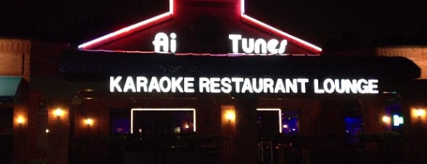 Ai Tunes is one of Alexander's Saved Places.