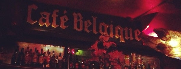 Café Belgique is one of Amsterdam.