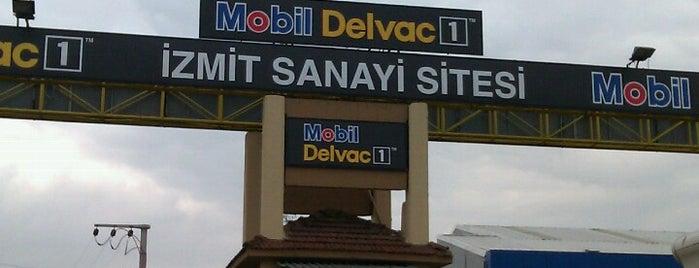 Körfez Küçük Sanayi Sitesi is one of Orte, die Didem gefallen.