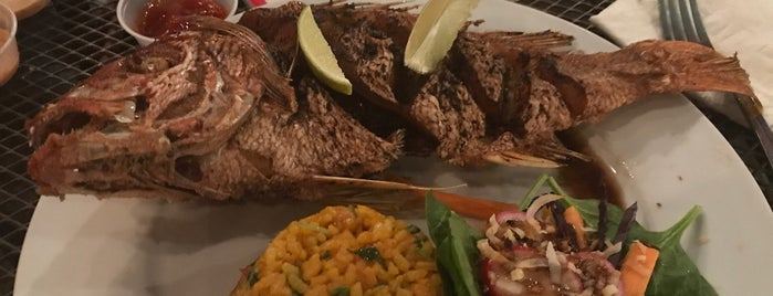 Bamboleio is one of Puerto Rico Restaurants.