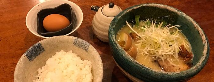 匠の麺処 逢縁喜縁 is one of Orte, die Dave gefallen.