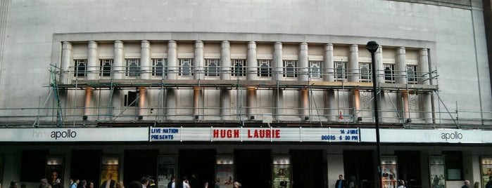 Eventim Apollo is one of London, UK (attractions).