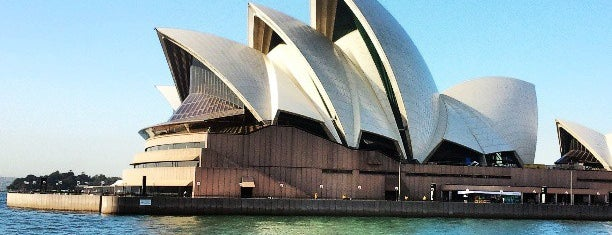 Opéra de Sydney is one of Sydney in 6 Days.