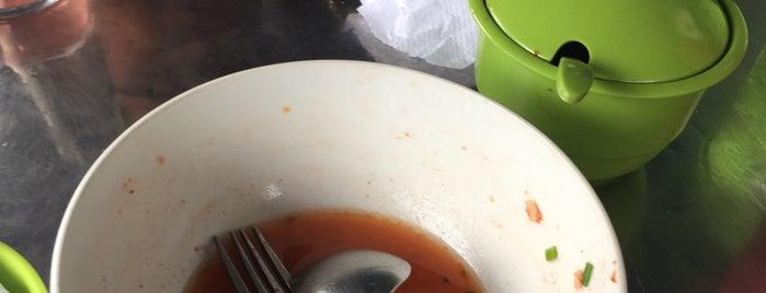 Bakwan dan Pangsit Pak Edy is one of SBY Culinary Spot!.