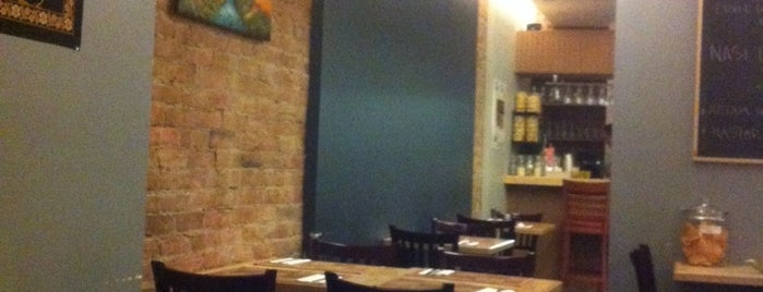 Gado-Gado is one of La bonne bouffe @Montreal.