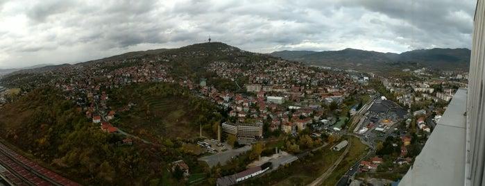 Avaz Twist Tower is one of Сербия-2016.