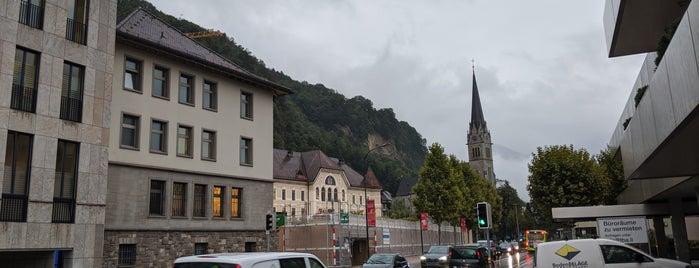 Post Vaduz is one of Tempat yang Disukai Carl.