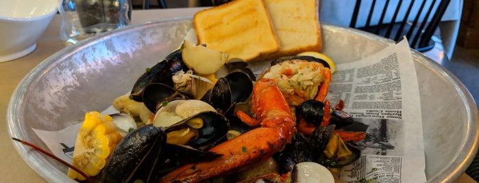Shuck Seafood and Raw Bar is one of Halifax, Nova Scotia.