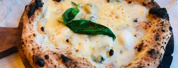 Tripletta is one of Europe // 50 Top Pizza.