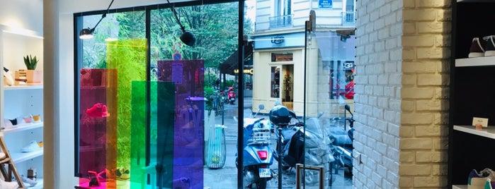 M. Moustache is one of Paris.