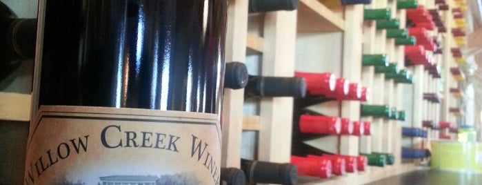 Willow Creek Winery is one of Cape May.